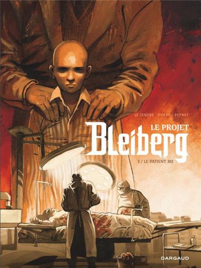 Couverture Le projet Bleiberg tome 3