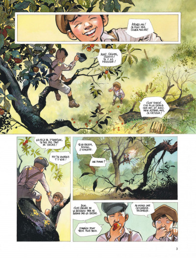 Page 2 Le projet Bleiberg tome 3