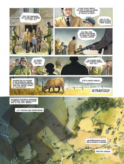 Page 5 Le projet Bleiberg tome 3