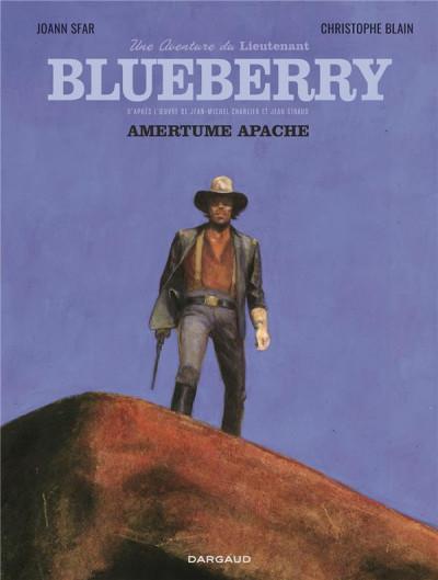 Couverture Blueberry par Sfar et Blain + ex-libris offert