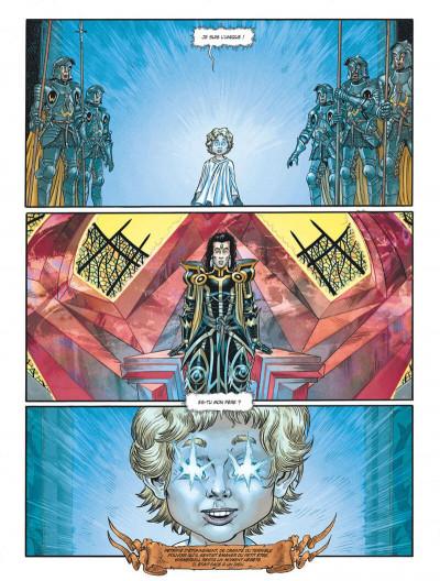 Page 4 Les chroniques la lune noire tome 19