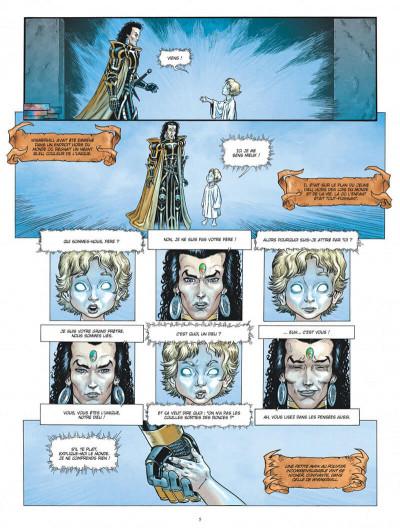 Page 5 Les chroniques la lune noire tome 19