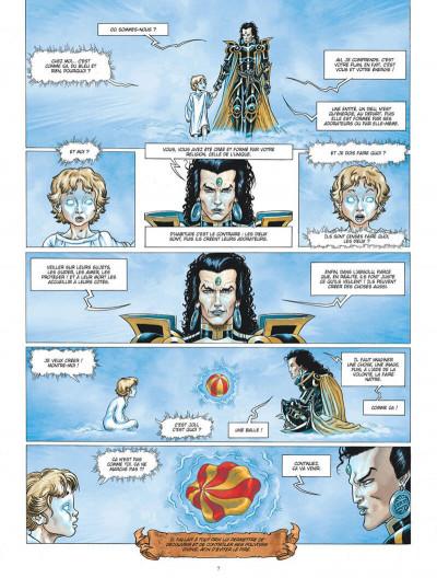 Page 7 Les chroniques la lune noire tome 19
