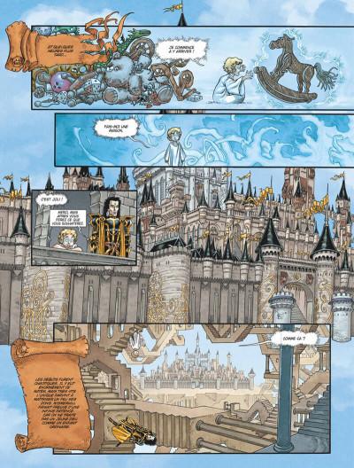 Page 8 Les chroniques la lune noire tome 19