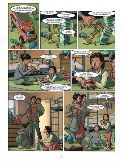 Page 8 Renaissance tome 1