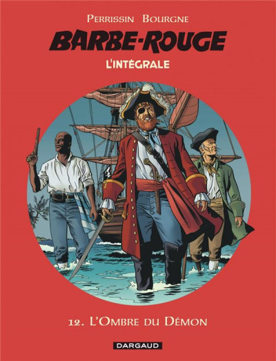 Couverture Barbe-Rouge - intégrale tome 12