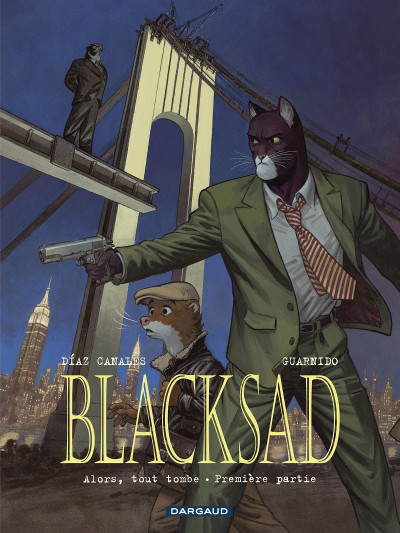 Couverture Blacksad tome 6