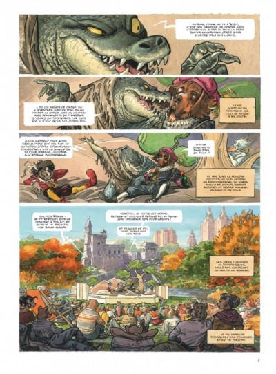 Page 1 Blacksad tome 6