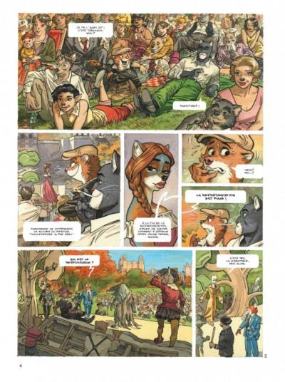 Page 2 Blacksad tome 6