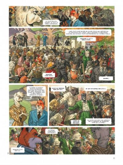 Page 3 Blacksad tome 6