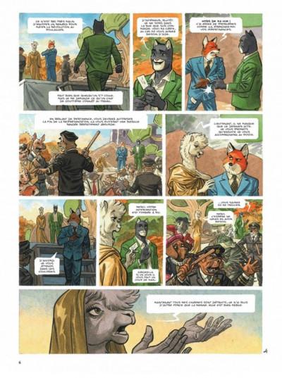 Page 4 Blacksad tome 6