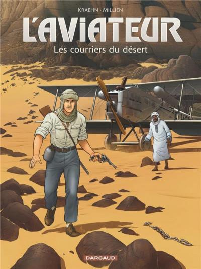 Couverture L'aviateur tome 3