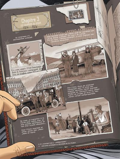 Page 4 L'aviateur tome 3
