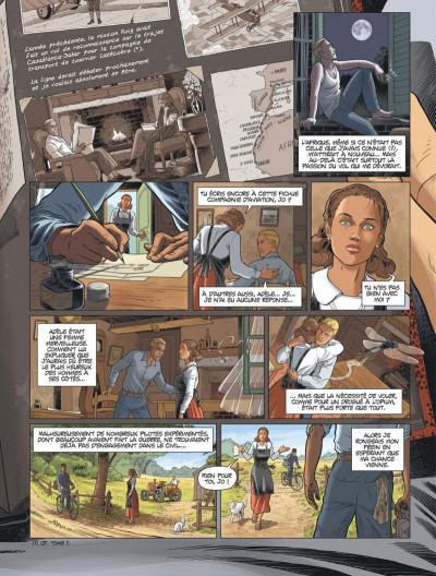 Page 5 L'aviateur tome 3