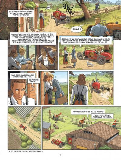 Page 6 L'aviateur tome 3