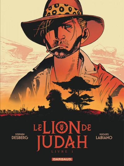 Couverture Le lion de Judah tome 1