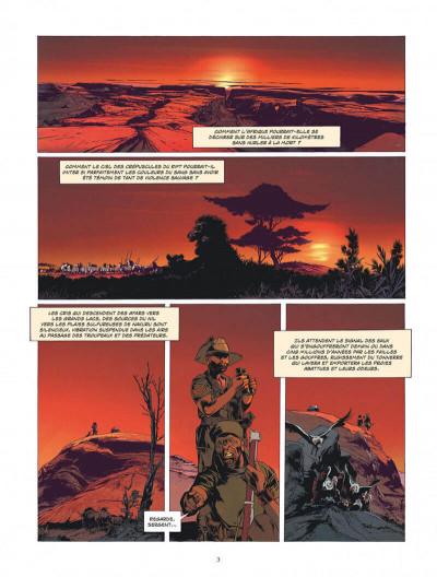 Page 3 Le lion de Judah tome 1