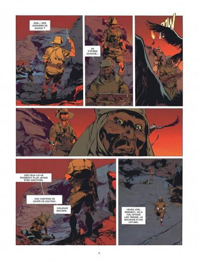 Page 4 Le lion de Judah tome 1