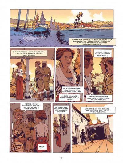 Page 5 Le lion de Judah tome 1