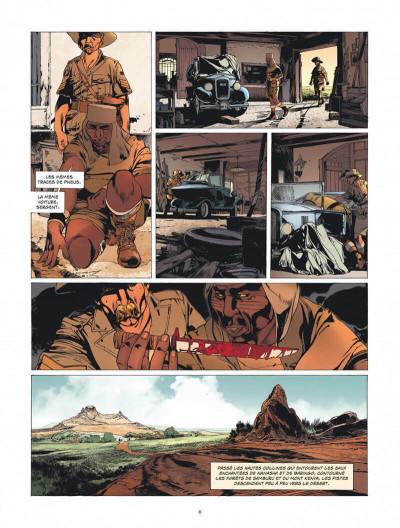 Page 6 Le lion de Judah tome 1