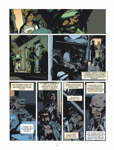 Page 9 Le lion de Judah tome 1