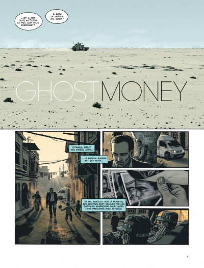 Page 4 Ghost money - intégrale