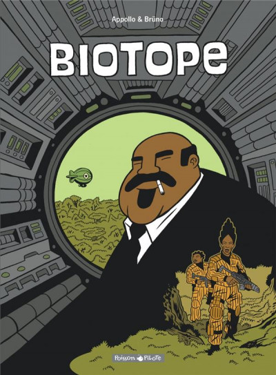 Couverture Biotope - intégrale