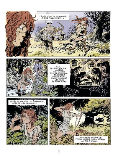 Page 6 Autour de Valérian - l'avenir est avancé tome 1