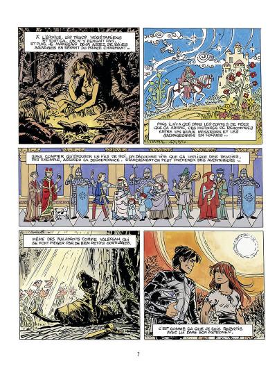 Page 7 Autour de Valérian - l'avenir est avancé tome 1