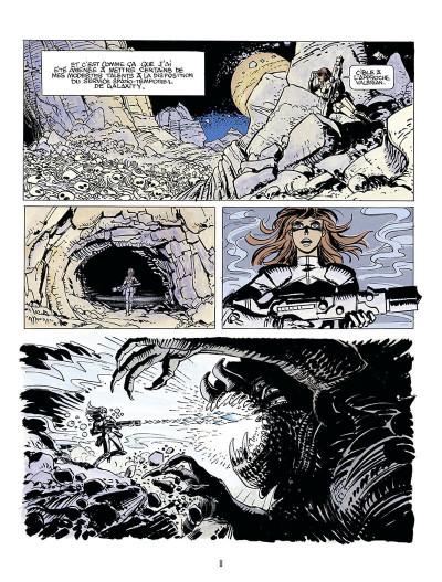 Page 8 Autour de Valérian - l'avenir est avancé tome 1