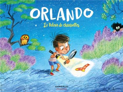 Couverture Orlando tome 2