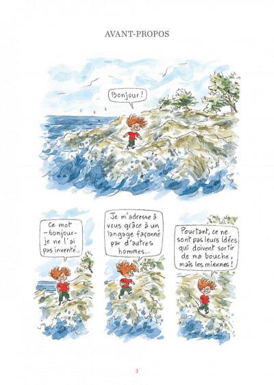 Page 3 L'étymologie avec Pico Bogue tome 1