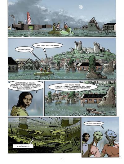 Page 5 Renaissance tome 2 + ex-libris offert
