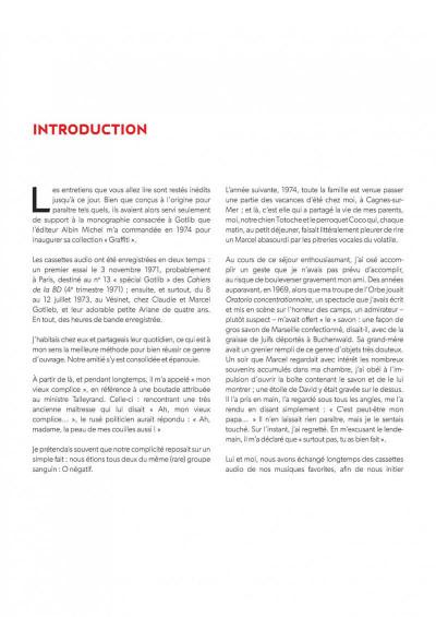 Page 4 Entretiens avec Gotlib