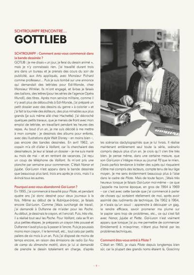 Page 8 Entretiens avec Gotlib
