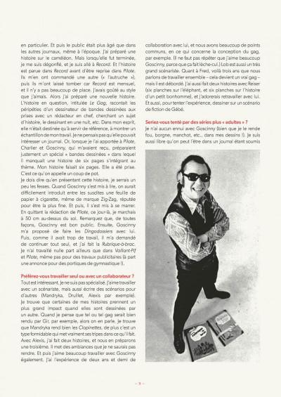 Page 9 Entretiens avec Gotlib