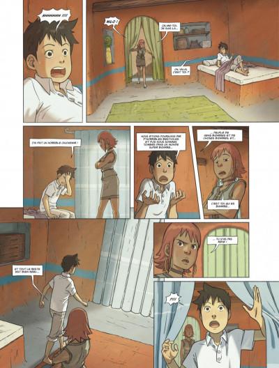 Page 3 Le monde de Milo tome 6