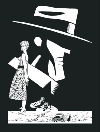Page 4 Vintage and badass, le cinéma de Tyler Cross