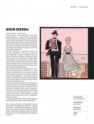 Page 7 Vintage and badass, le cinéma de Tyler Cross