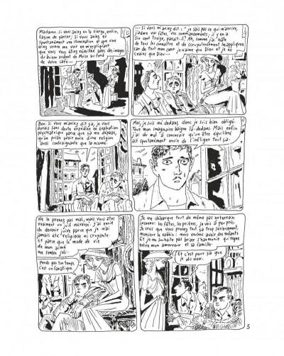 Page 5 Le chat du rabbin - tirage de tête tome 8
