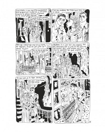 Page 6 Le chat du rabbin - tirage de tête tome 8