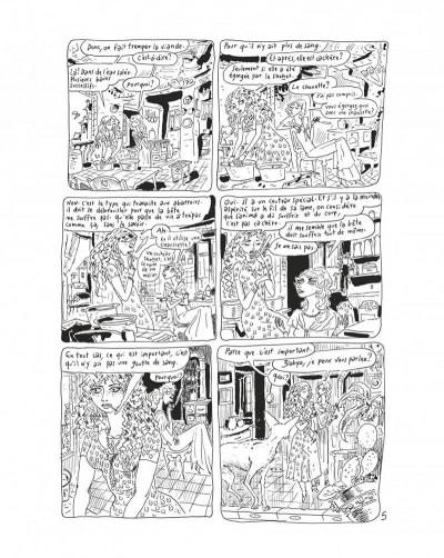 Page 7 Le chat du rabbin - tirage de tête tome 8