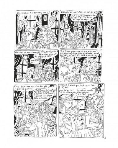Page 9 Le chat du rabbin - tirage de tête tome 8