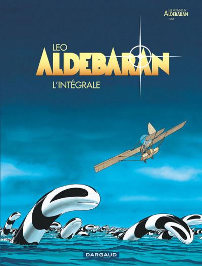 Couverture Aldebaran - intégrale
