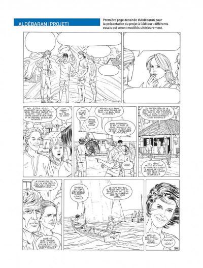 Page 9 Aldebaran - intégrale