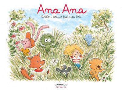 Couverture Ana Ana tome 13