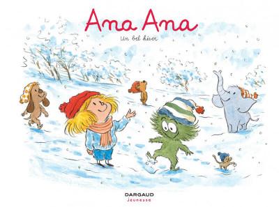 Couverture Ana Ana tome 14