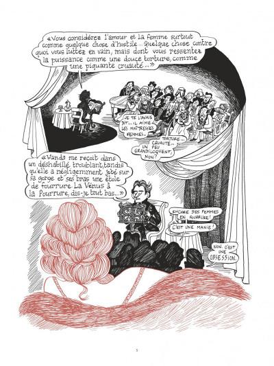 Page 4 L'homme à la fourrure