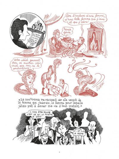 Page 5 L'homme à la fourrure