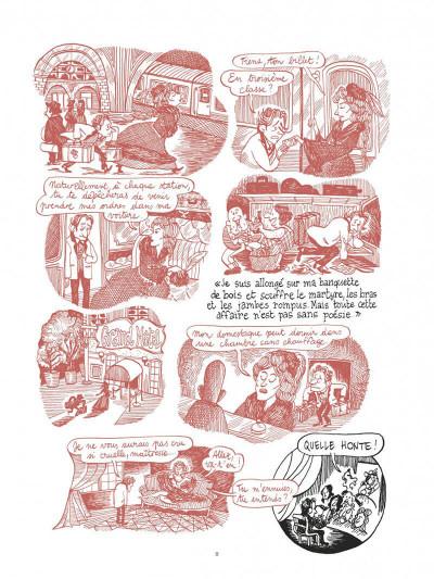 Page 8 L'homme à la fourrure
